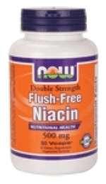 Taking 500mg of niacin
